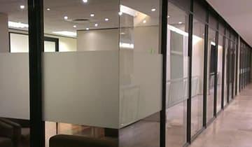 Insulfilm Branco para Divisória de Vidro Centro RJ