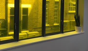 Insulfilm Colorido Tintado Amarelo