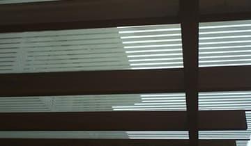 Insulfilm Jateado Listrado em Cobertura de Vidro na Tijuca
